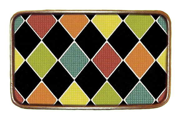 Diamond Color Buckle