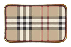 Classic Burberry Buckle