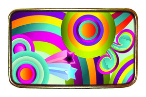 Rainbow Fun Buckle