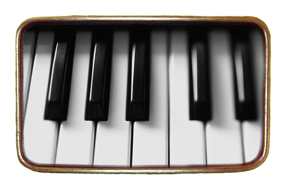 Piano Keys Buckle
