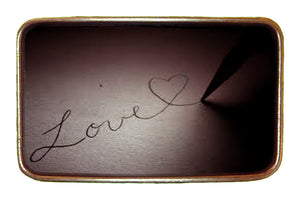 Love Letter Buckle