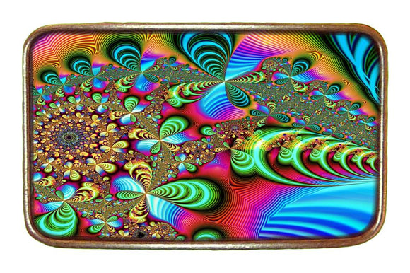 Colorful Kaleidoscope Buckle