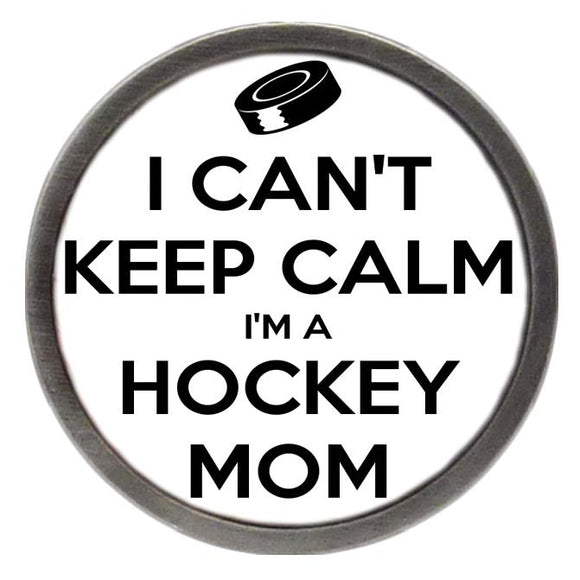 Calm Hockey Mom Clik