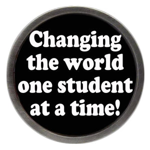 Changing The World One Student at a Time! Clik