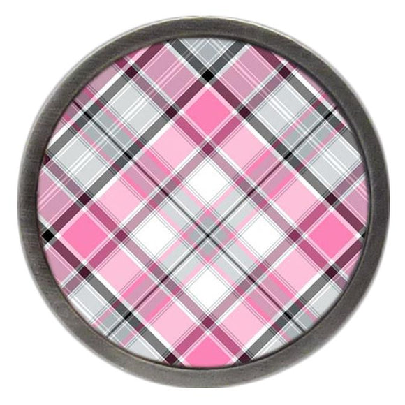 Pink Plaid Clik