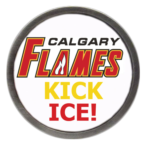 Flames Kick Ice Clik