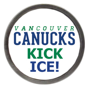 Canucks Kick Ice Clik
