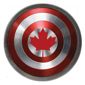 Canadian Flag NEW Shield Clik