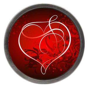 Love Red Heart Clik