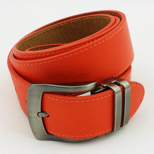 "Orange Belt 1.5"" Wide (cut-to-size)"