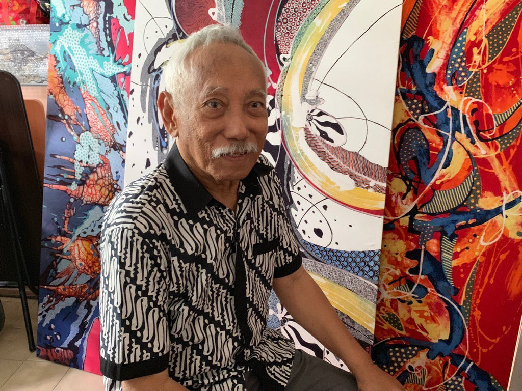 Interview with An Artist – A Singapore Story
