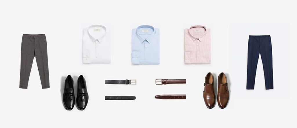 Essential Tailored Shirts – The Must Have Shirts in Every Man's Wardrobe.