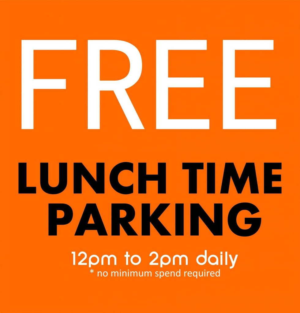 Free Lunch Time Parking at Capitol Piazza