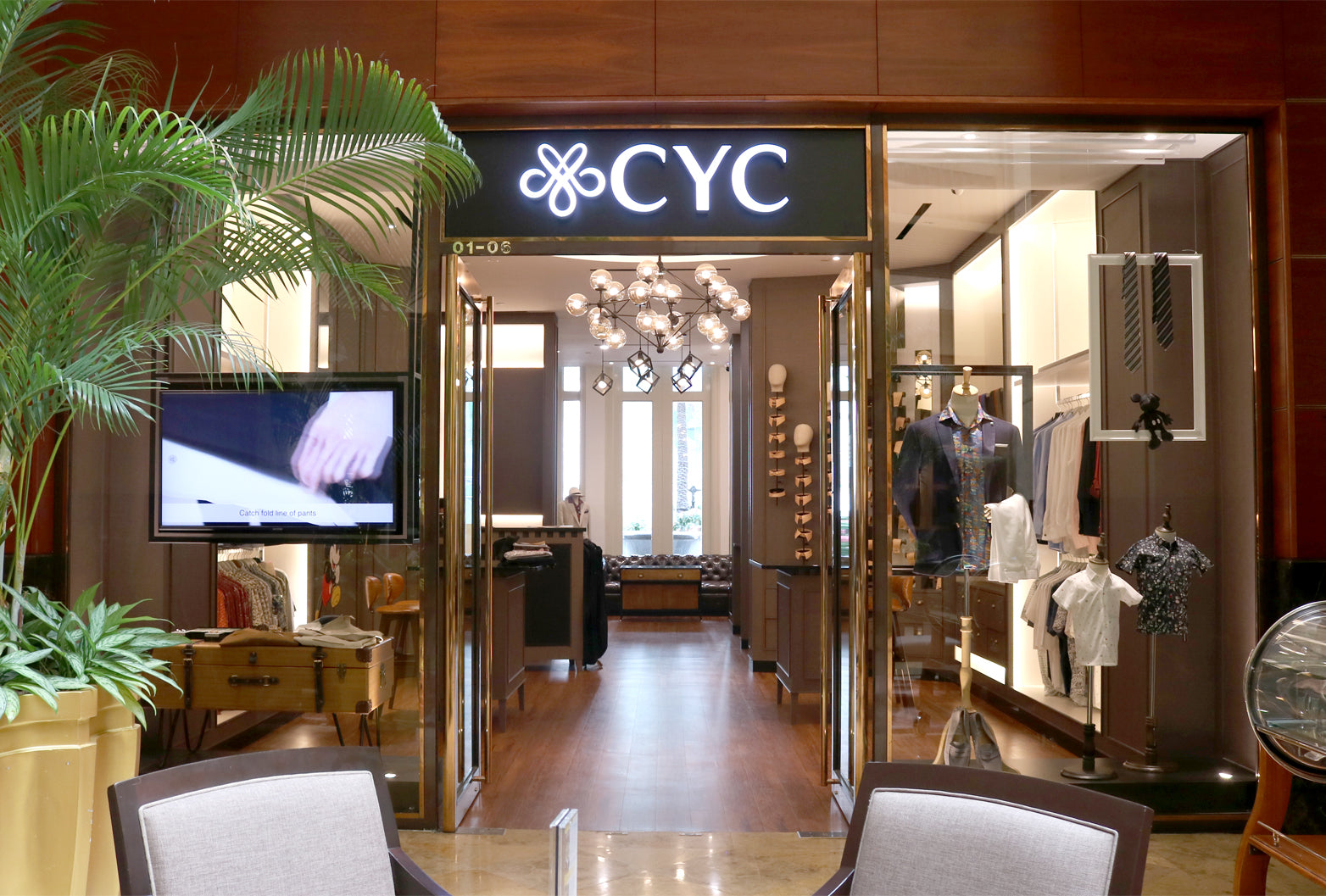 CYC Tailor Fullerton Outlet