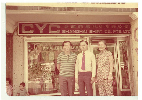 Queensway CYC TAilor Singapore
