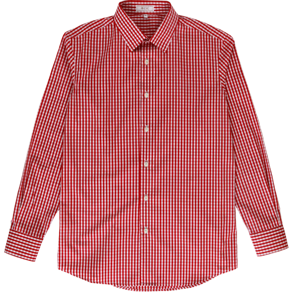 Getzner Red Gingham Shirt