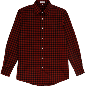 Getzner Red Plaid Shirt