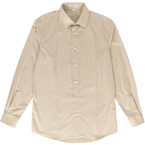 Getzner Wheat Checked Shirt