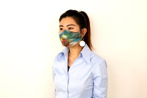 Concrete Jungle Face Mask (Technicolour Series)