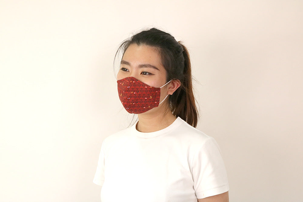 Kopitiam Chair Print Mask (Technicolour Series)