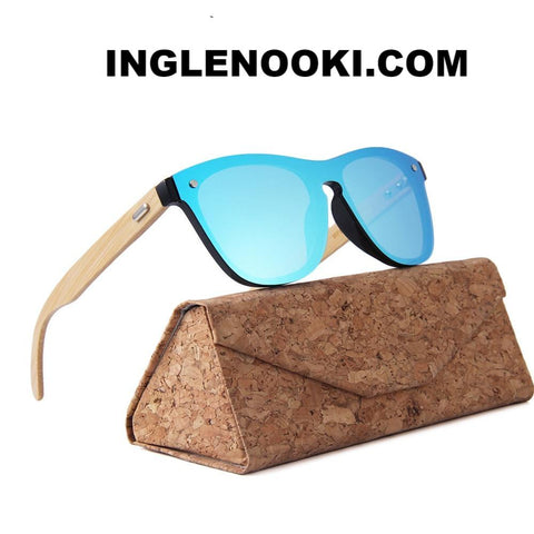 Wow..I Need This Wooden Sunglasses For Women & Man Designer UV400 Mirror