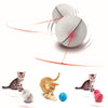 Image of Roller Pet Toy Ball With LED Laser