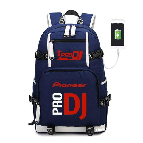 New DJ Pro Backpack