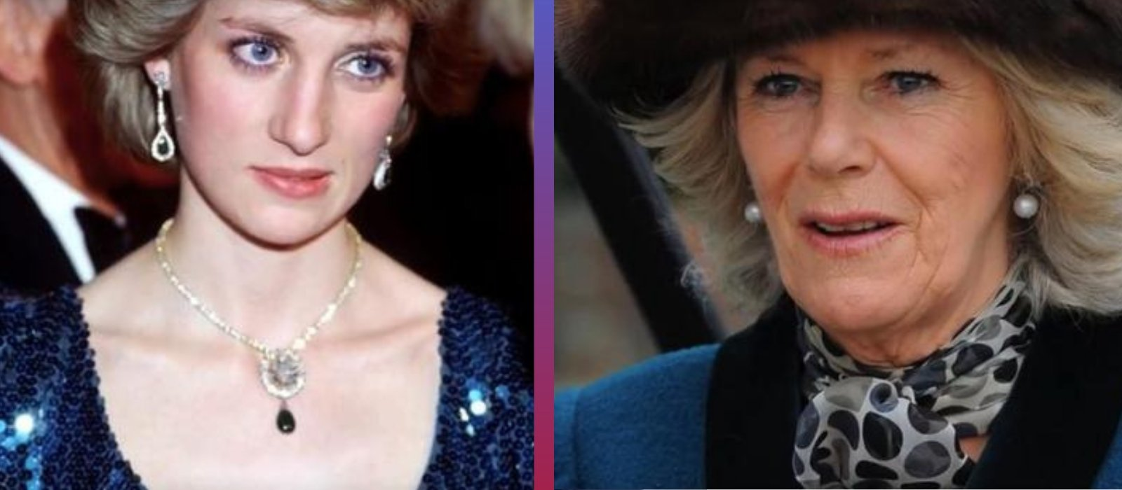 Camilla Parker-Bowles Has Redesigned A Necklace Once Owned By Princess Diana | DÉCOR RARO