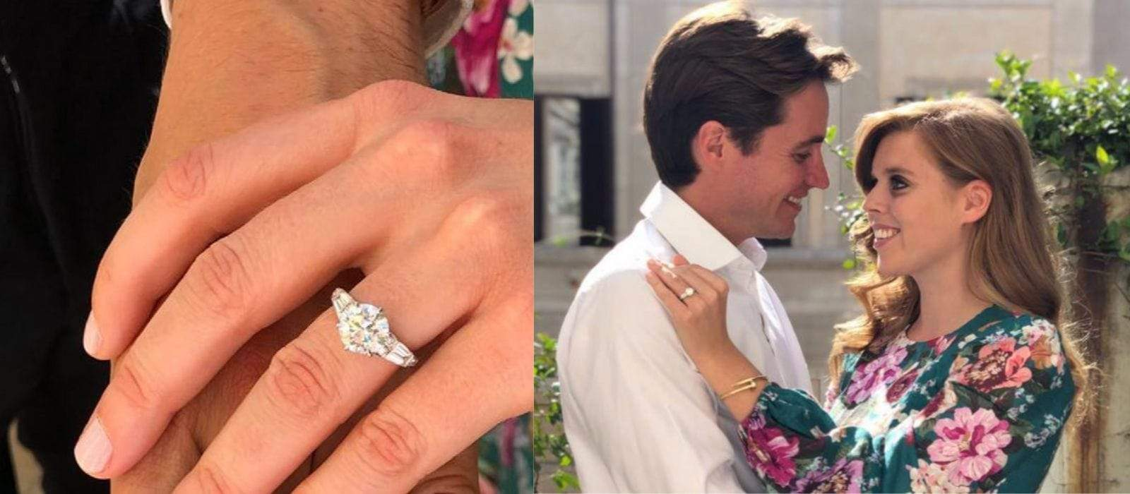 Everything We Know About Princess Beatrice's Engagement Ring | DÉCOR RARO