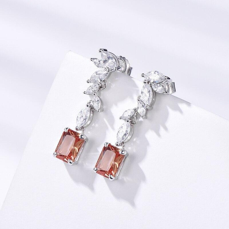 Zultanite Gemstone Drop Earrings | With 925 Sterling Silver - DÉCOR RARO