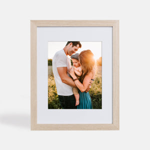 Natural Oak Picture frame - Framed4Me