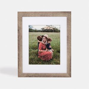 Rustic - Brown Picture frame - Framed4Me