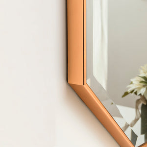 Octagon Wall Mirror