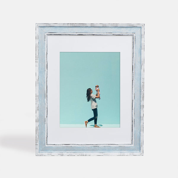 Diego Blue Picture frame - Framed4Me