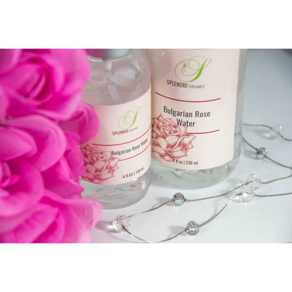 Bulgarian Rose Water Spray - Face Toner