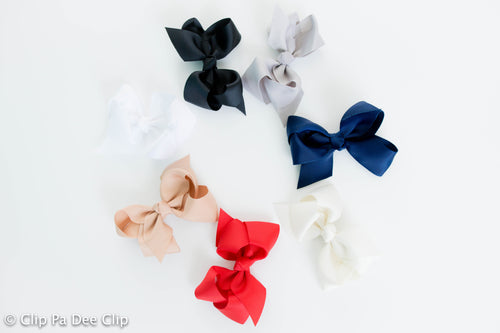 Arabella Bows- Neutrals