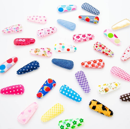 Baby Hair Clips- Mystery Pack of 10