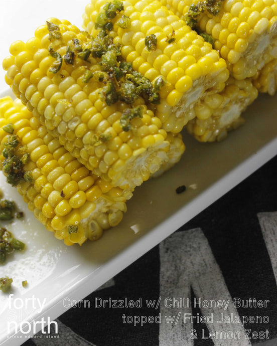 Jalapeno & Chili Honey Corn