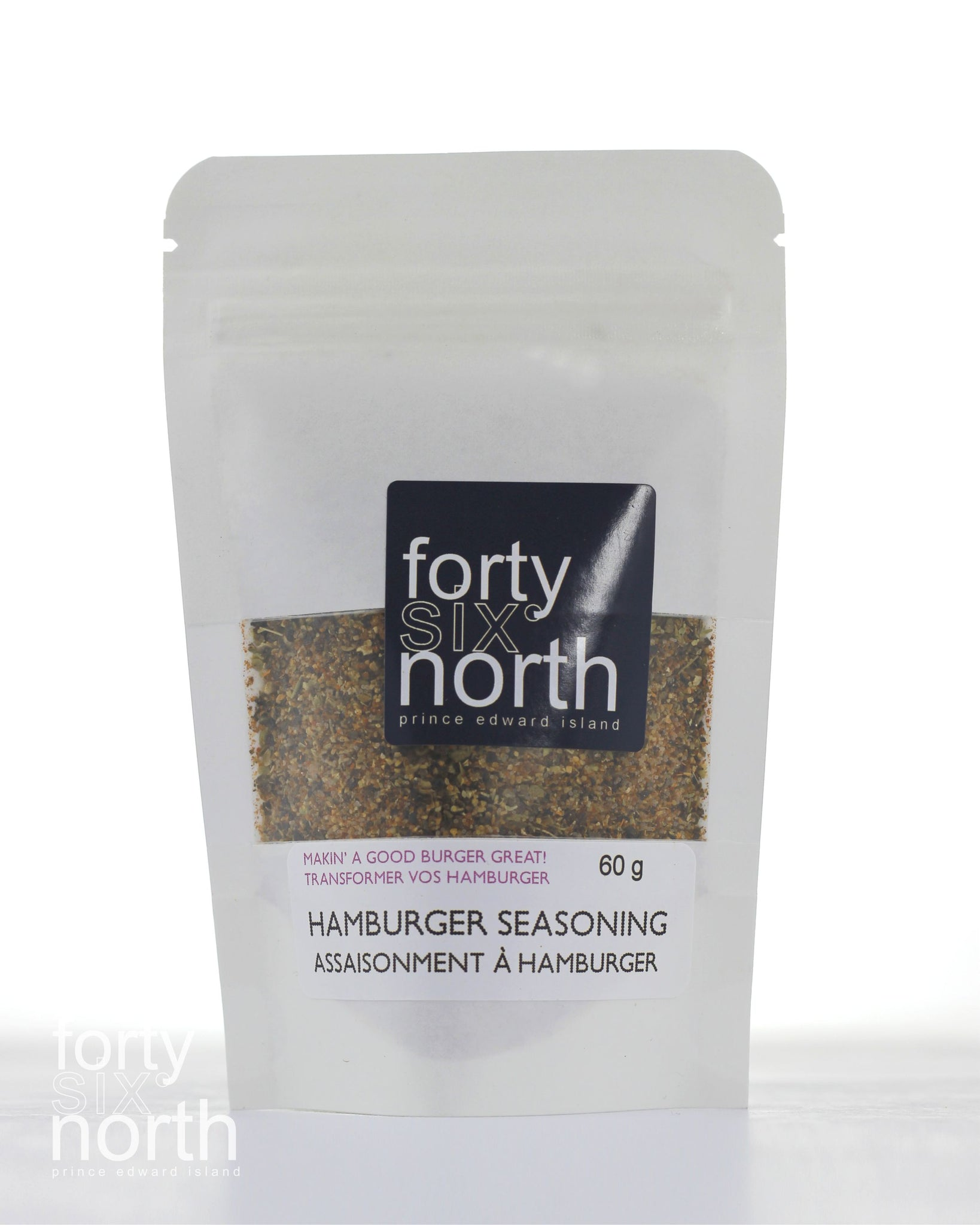 Forty Six North Shop Spice Collection Hamburger Spice Fortysixnorth Ca
