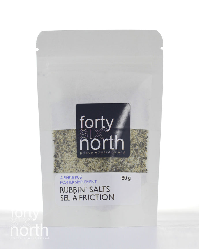 Spice - Rubbin' Salts, A Simple Rub