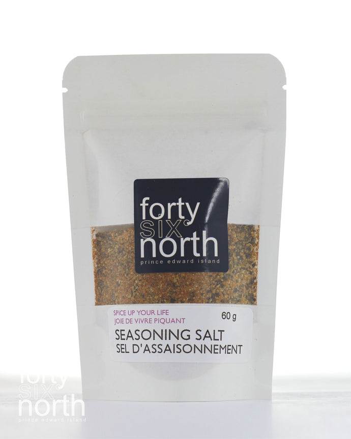 Spice - Seasoning Salt, Spice Up Your Life