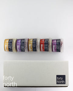 Mixed Chutney & Jam - Five Flavours, 120ml