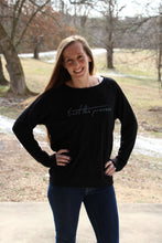 Load image into Gallery viewer, Trust the Process Lightweight Fleece Women's Top
