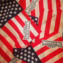 Load image into Gallery viewer, American Flag Bandana