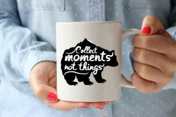 Collect Moments Mug - The Inspiration Collection