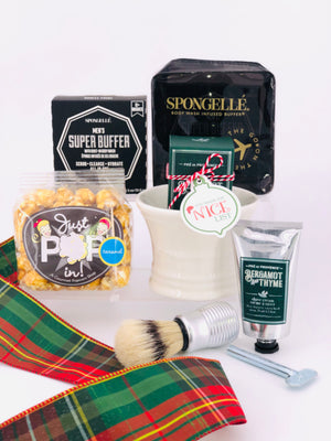 Barber Shop Quartet Shaving Pak