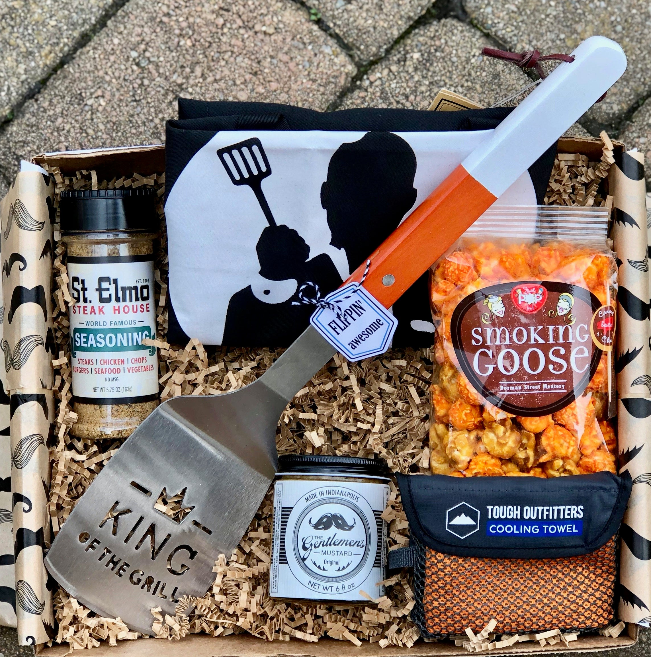 Grill Master Pak | Father's Day Gifts | Happy Pak®