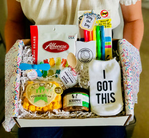 College Care Package--Back to School Pak
