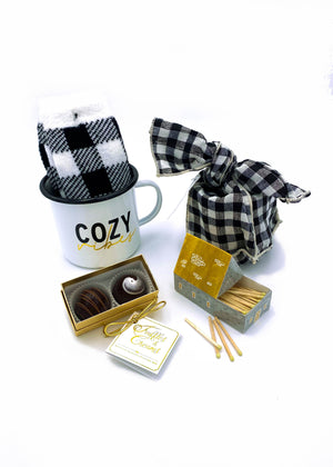 Cozy Collection: Good Girls Gone Plaid Pak