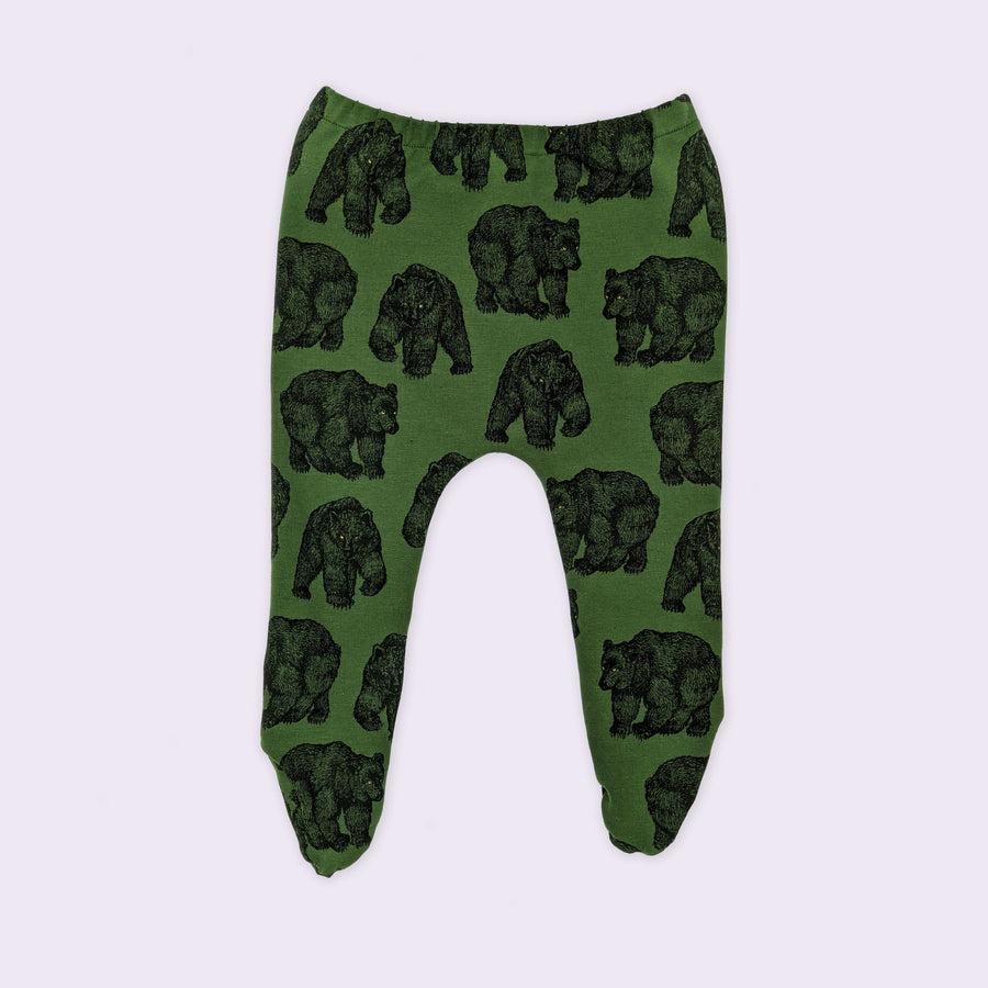 Baby bear leggings